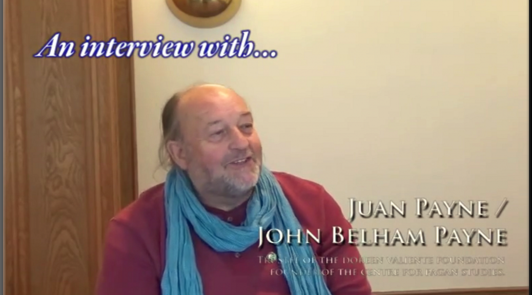 Interview with John Belham Payne