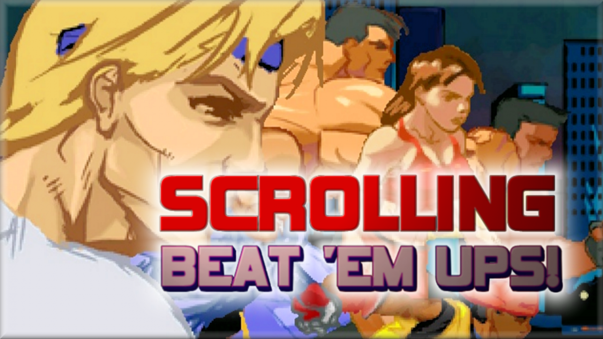 Greatest Side Scrolling Beat Em Ups in Gaming