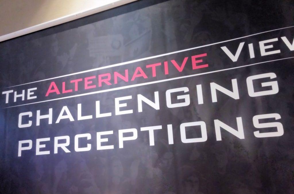 AV7 Alternative View reflections
