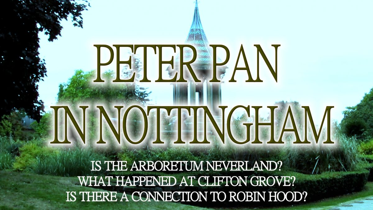 Peter Pan in Nottingham