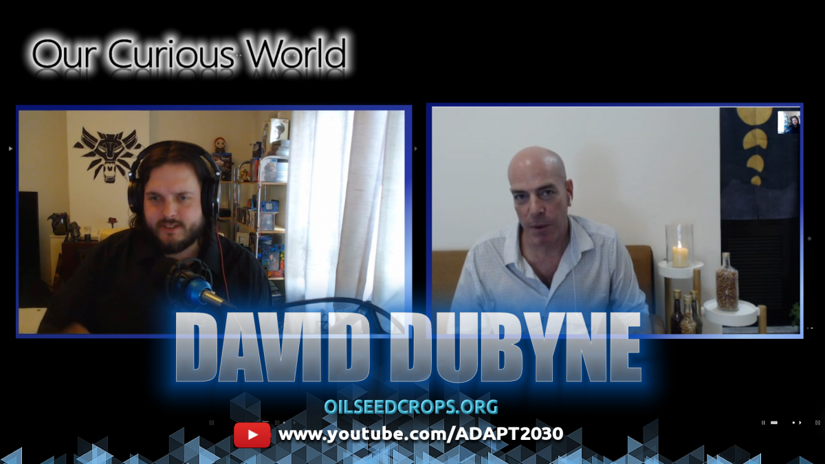 David DuByne Solar Minimum | Our Curious World with Kristian Lander