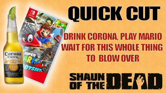 Corona Mario