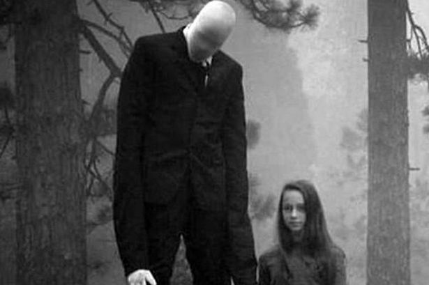 Slenderman – the fiction from fact