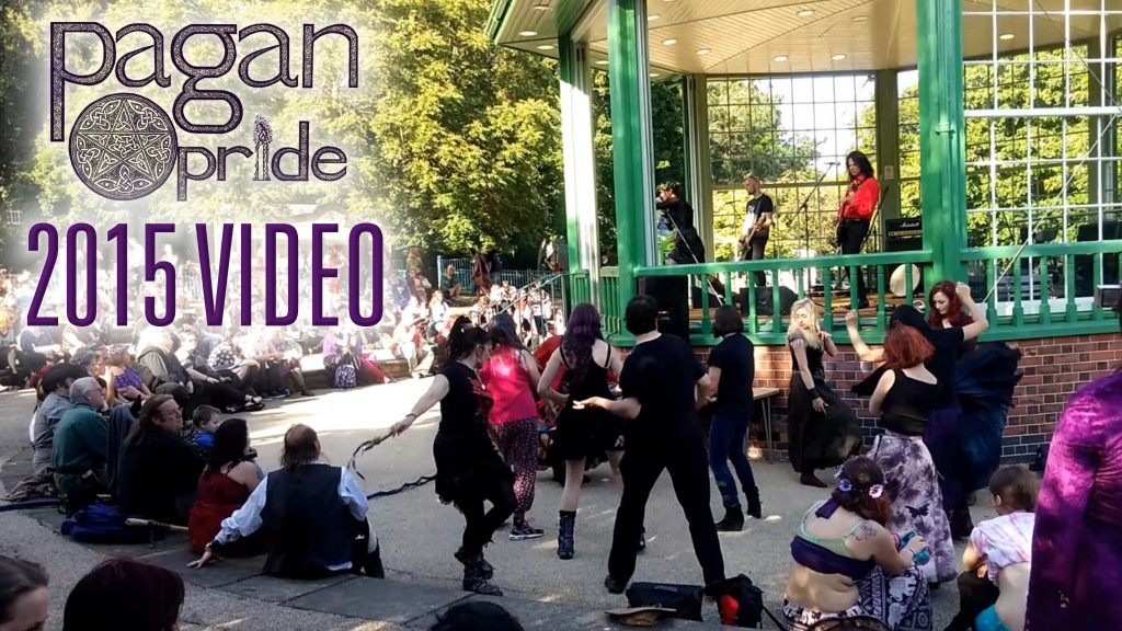 Pagan Pride 2015 completed video