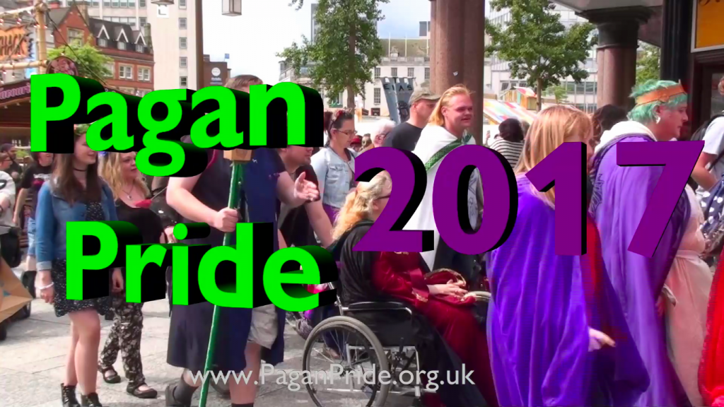 Pagan Pride 2017 – Day of celebration – Filmmakers edition