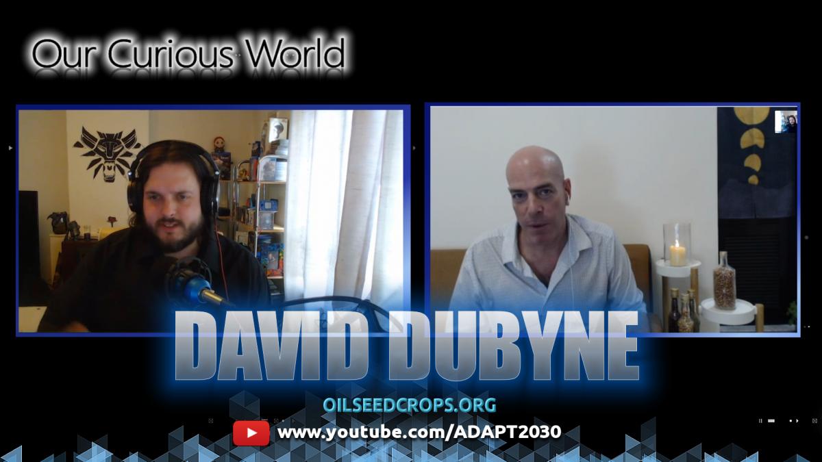 David DuByne Solar Minimum | Our Curious World with Kristian Lander