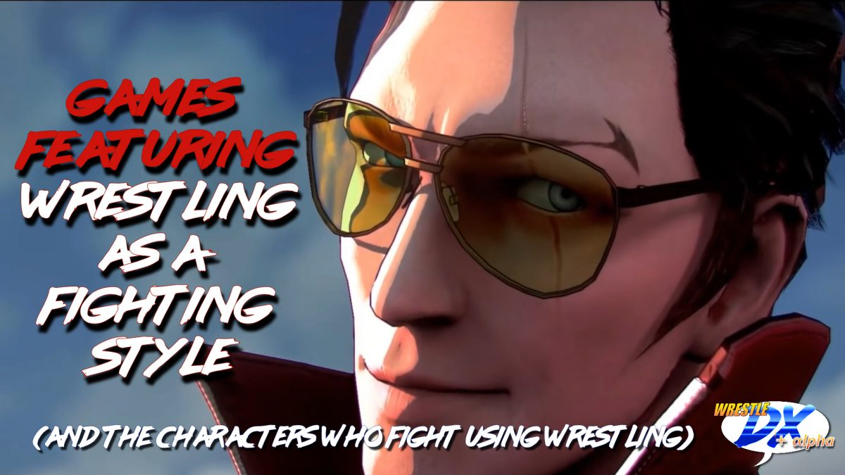 Games featuring wrestling as a fighting style
