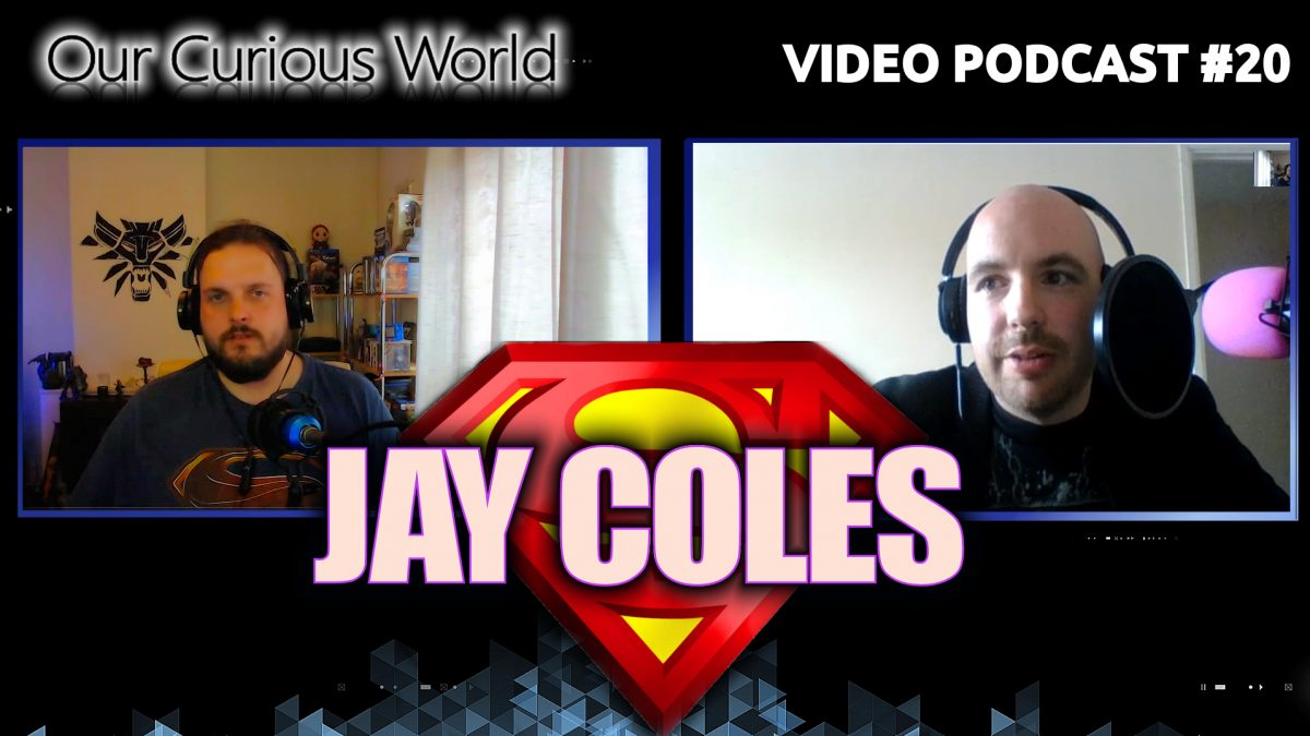Jay Coles | Our Curious World #20 – updated!