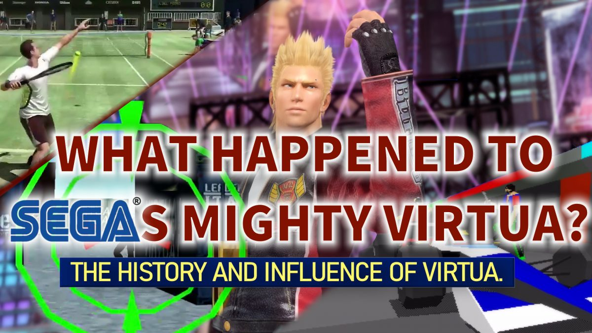 What happened to SEGAs mighty Virtua? The history and influence of Virtua