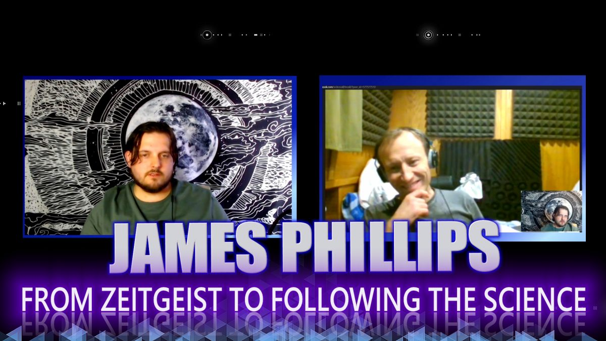 James Phillips | Our Curious World #24 – From Zeitgeist to following the Science