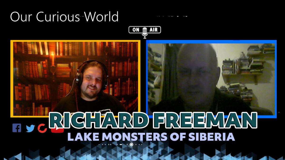 Richard Freeman | Lake monsters of Siberia