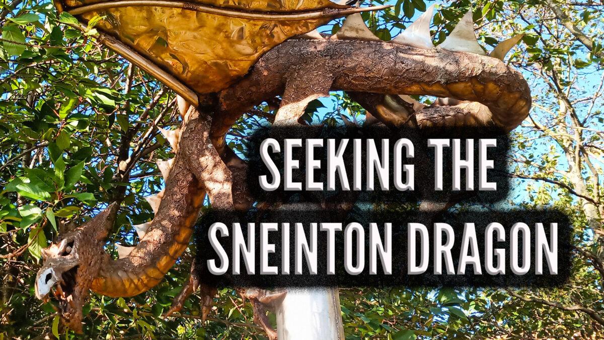 Seeking the Sneinton Dragon